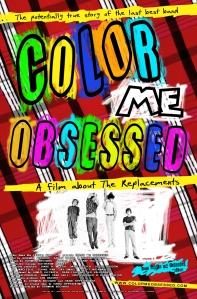 Color Me Obsessed poster